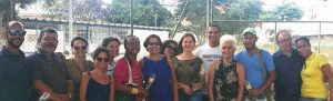 Comemoração do dia dos Bibliotecários (12/03) da Região sudoeste da Bahia em Vitória da Conquista