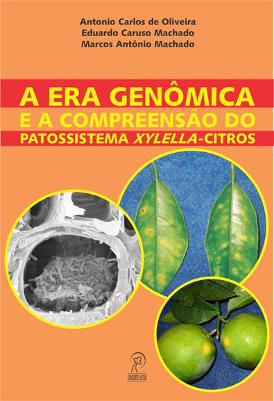 A era genômica e a compreensão do patossistema xylella-citros