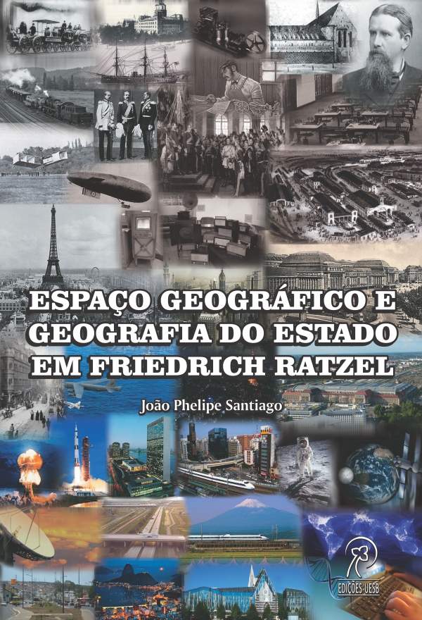 Espaço geográfico e geografia do estado em Friedrich Ratzel