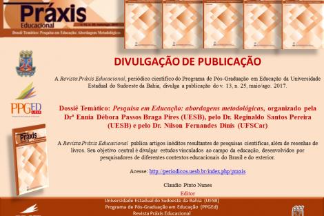 v-13-n-25-divulgacao-publicacao-da-revista-praxis-educacional