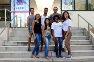 1ºCVBC turma do curso 2:  Importância, diversidade e conservação dos insetos da Caatinga
