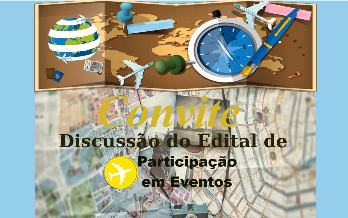 Edital de Participação em Eventos