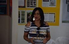 Profa. Marizene Fiuza - Diretora do CEI de Cabeceira