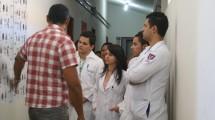 Ação de Medicina no Presídio Nilton Gonçalves
