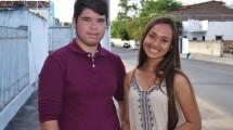 Ana Luisa Pereira e Manoel Torres vieram de Carnaubeira da Penha, cidade de Pernambuco