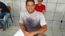 Diego Matos saiu de Minas Gerais para garantir sua vaga na Uesb