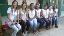 Equipe de trabalho do campus de Itapetinga.
