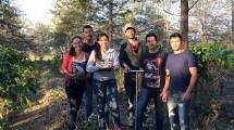 Atividade prática da disciplina Solos sob Sistemas Florestais.