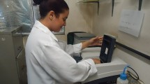 Laboratório de Anatomia e Fisiologia Ecológica de Plantas.