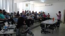 """Palestra """"Linguística Computacional: o potencial da Computação para a pesquisa em Linguística"""", promovida pelo Programa"""