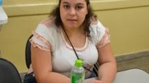 Helen Lopes Souza, que busca uma vaga no curso de Dança