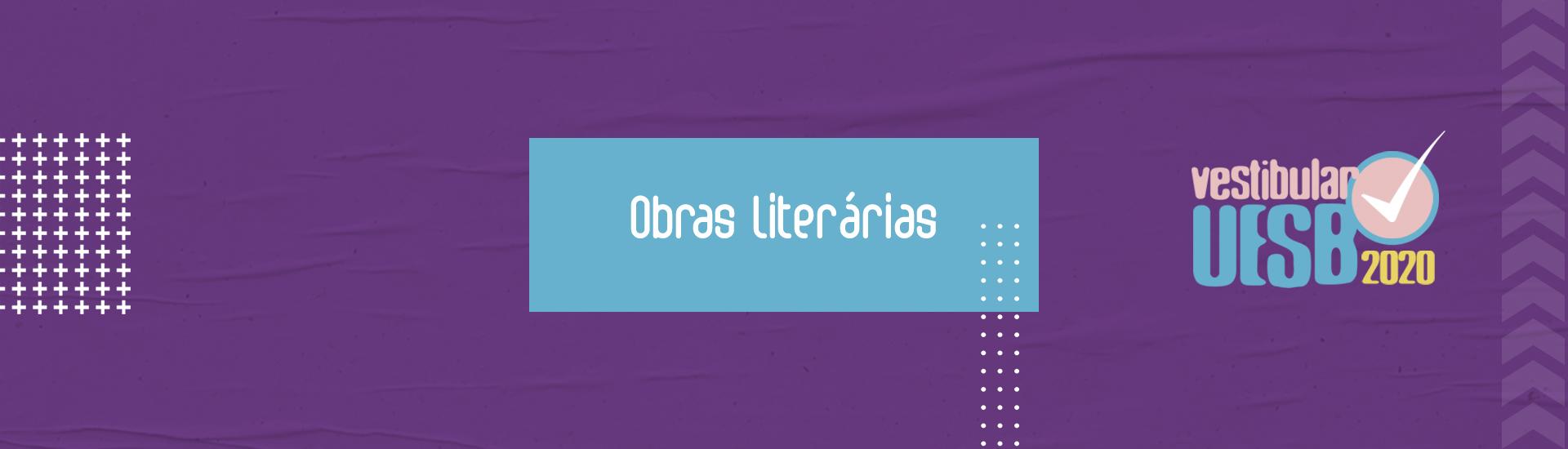 Obras literárias